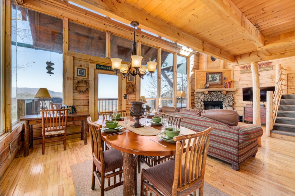 Photo of a Sevierville Cabin named Simply Breathtaking #36 - This is the first photo in the set.