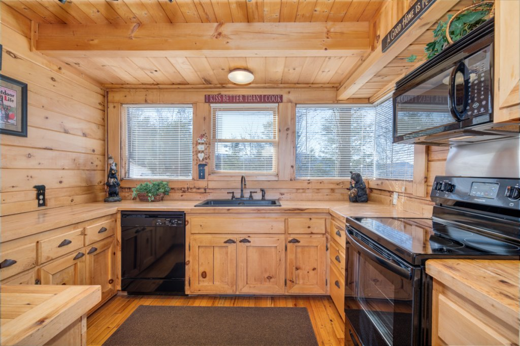 Photo of a Sevierville Cabin named Simply Breathtaking #36 - This is the fourth photo in the set.