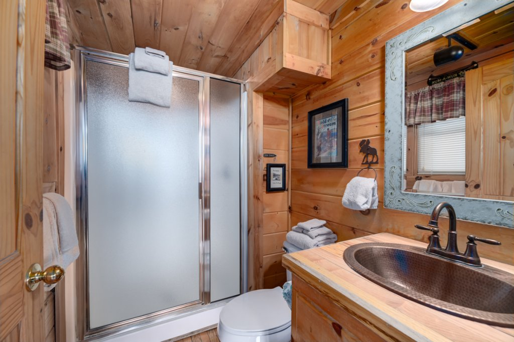 Photo of a Sevierville Cabin named Simply Breathtaking #36 - This is the tenth photo in the set.