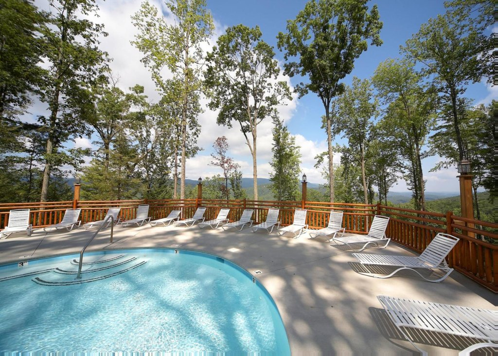 Photo of a Sevierville Cabin named Simply Breathtaking #36 - This is the twenty-third photo in the set.