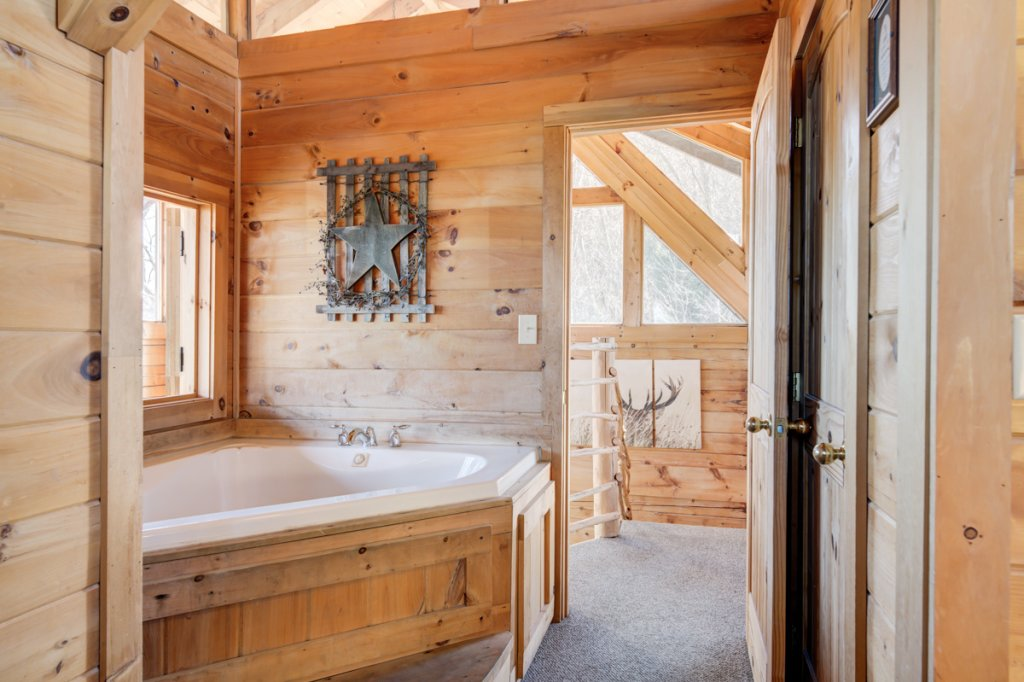 Photo of a Sevierville Cabin named Simply Breathtaking #36 - This is the eighth photo in the set.