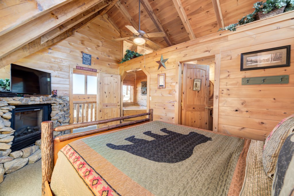 Photo of a Sevierville Cabin named Simply Breathtaking #36 - This is the eleventh photo in the set.
