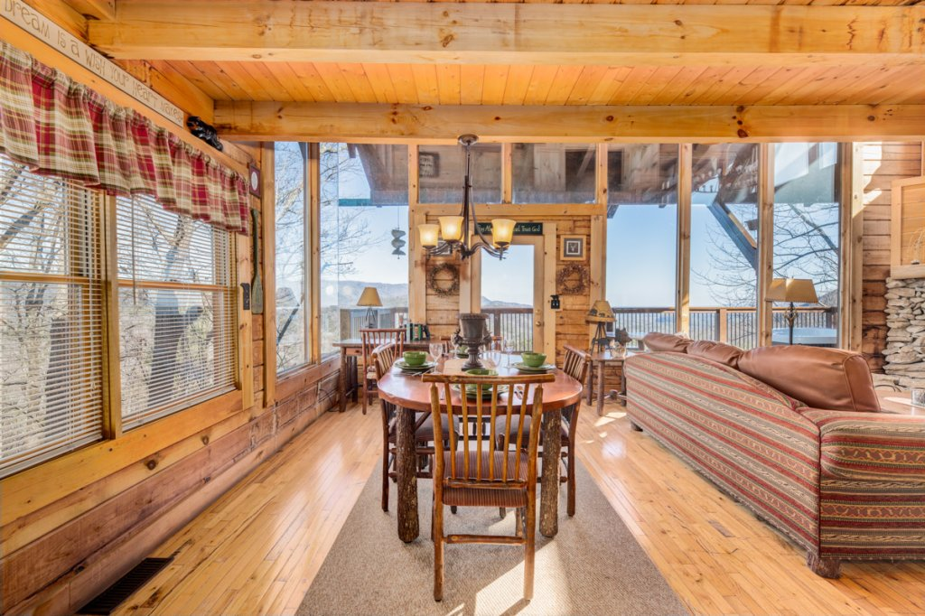 Photo of a Sevierville Cabin named Simply Breathtaking #36 - This is the second photo in the set.