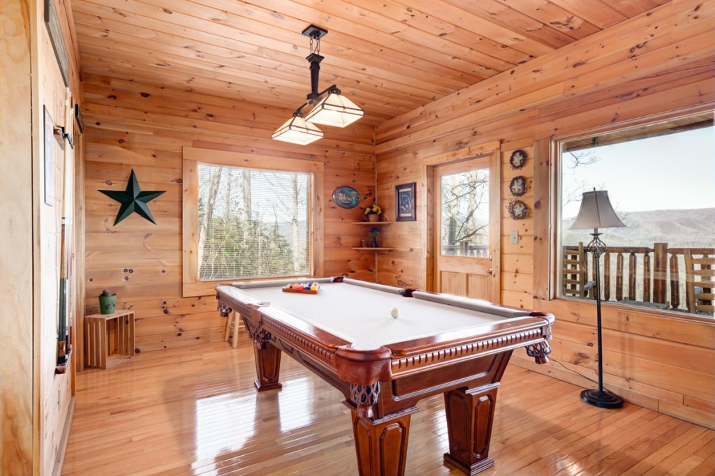 Photo of a Sevierville Cabin named Simply Breathtaking #36 - This is the fifteenth photo in the set.