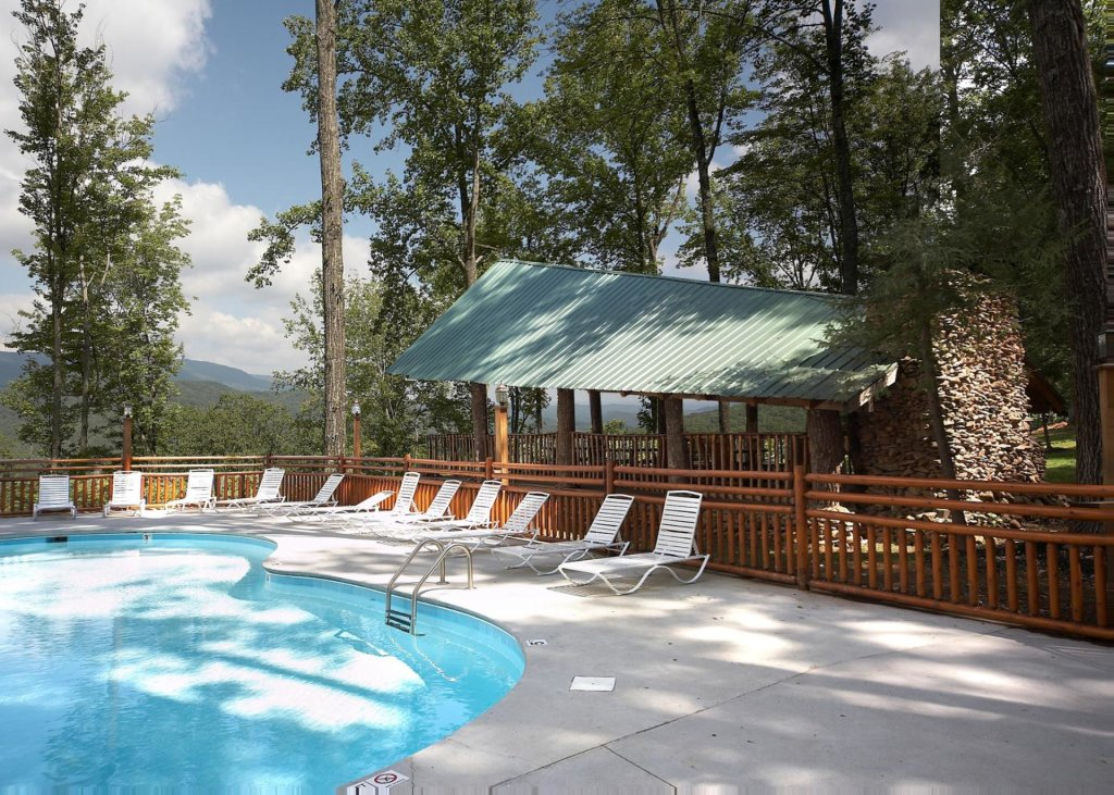 Photo of a Sevierville Cabin named Simply Breathtaking #36 - This is the twenty-second photo in the set.