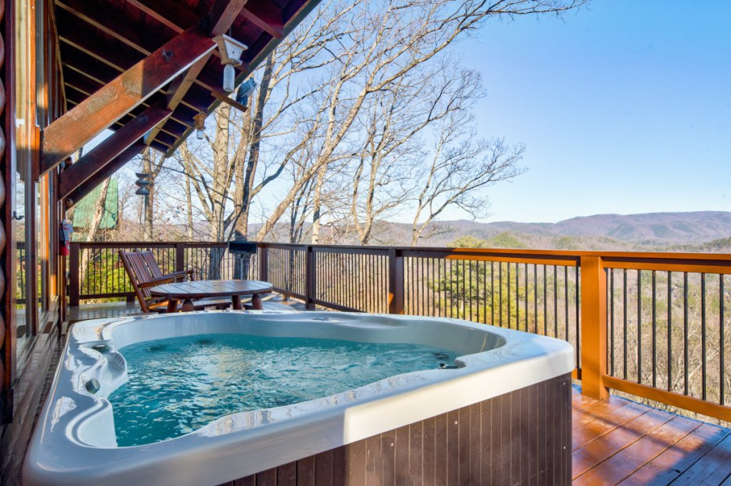 Photo of a Sevierville Cabin named Simply Breathtaking #36 - This is the seventeenth photo in the set.