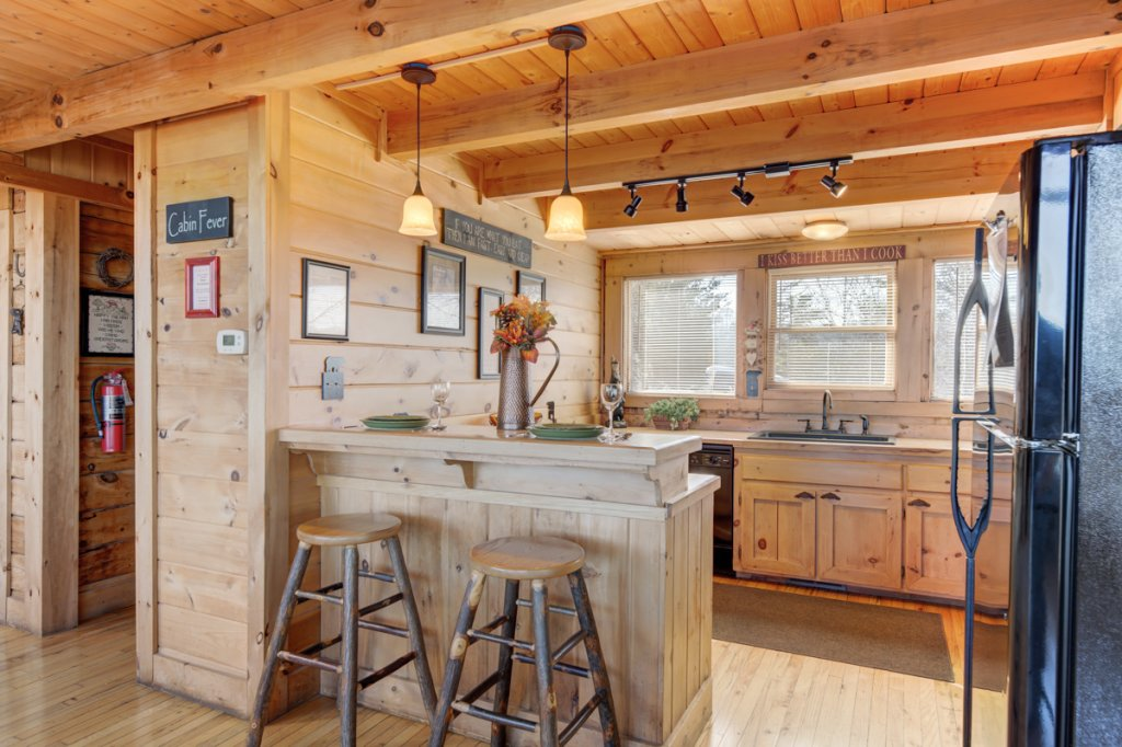 Photo of a Sevierville Cabin named Simply Breathtaking #36 - This is the sixth photo in the set.