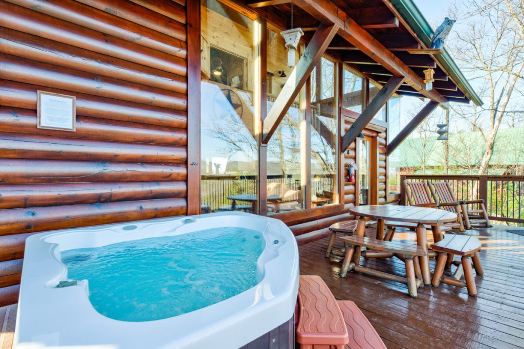 Photo of a Sevierville Cabin named Simply Breathtaking #36 - This is the sixteenth photo in the set.
