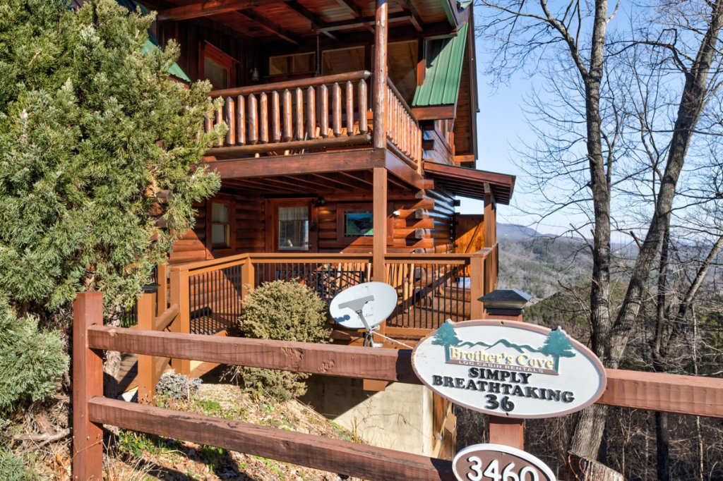 Photo of a Sevierville Cabin named Simply Breathtaking #36 - This is the nineteenth photo in the set.