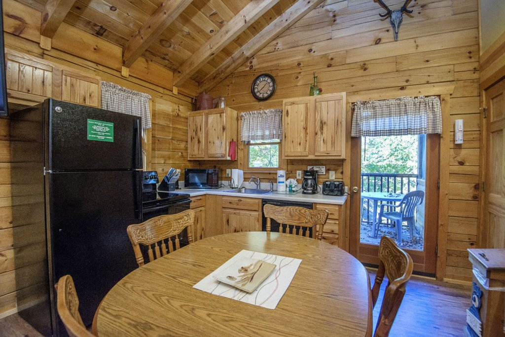 Photo of a Pigeon Forge Cabin named  Smoky Mountain Getaway - This is the seventh photo in the set.