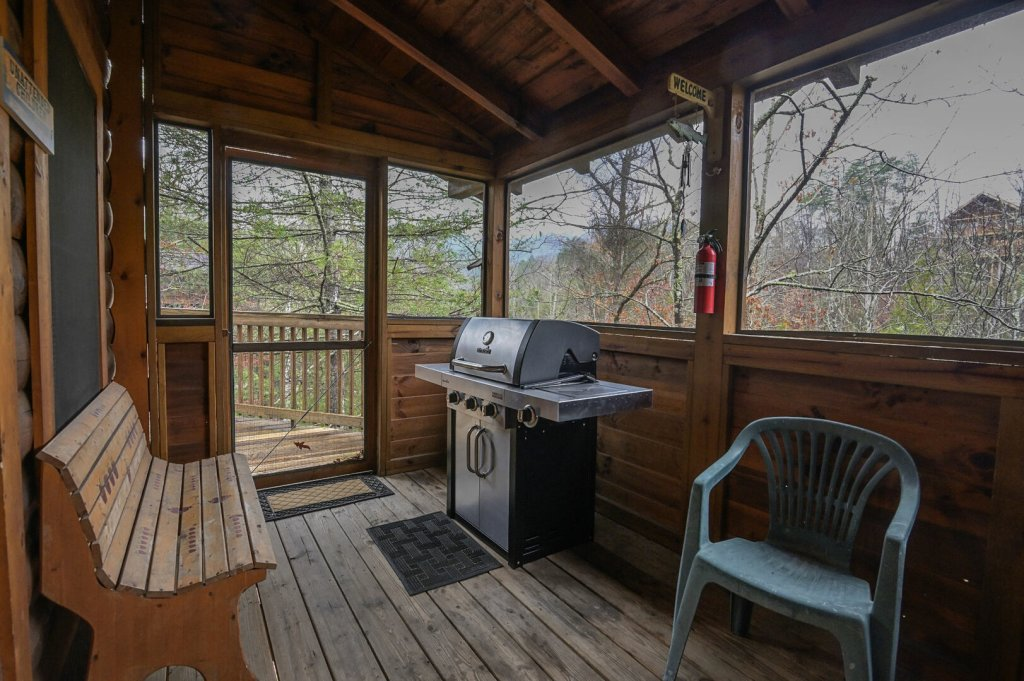 Photo of a Pigeon Forge Cabin named  Legacy Lodge - This is the tenth photo in the set.