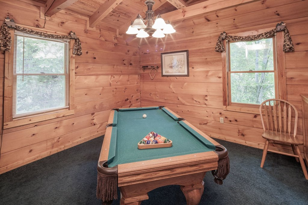 Photo of a Pigeon Forge Cabin named  Bear Naked - This is the eighth photo in the set.