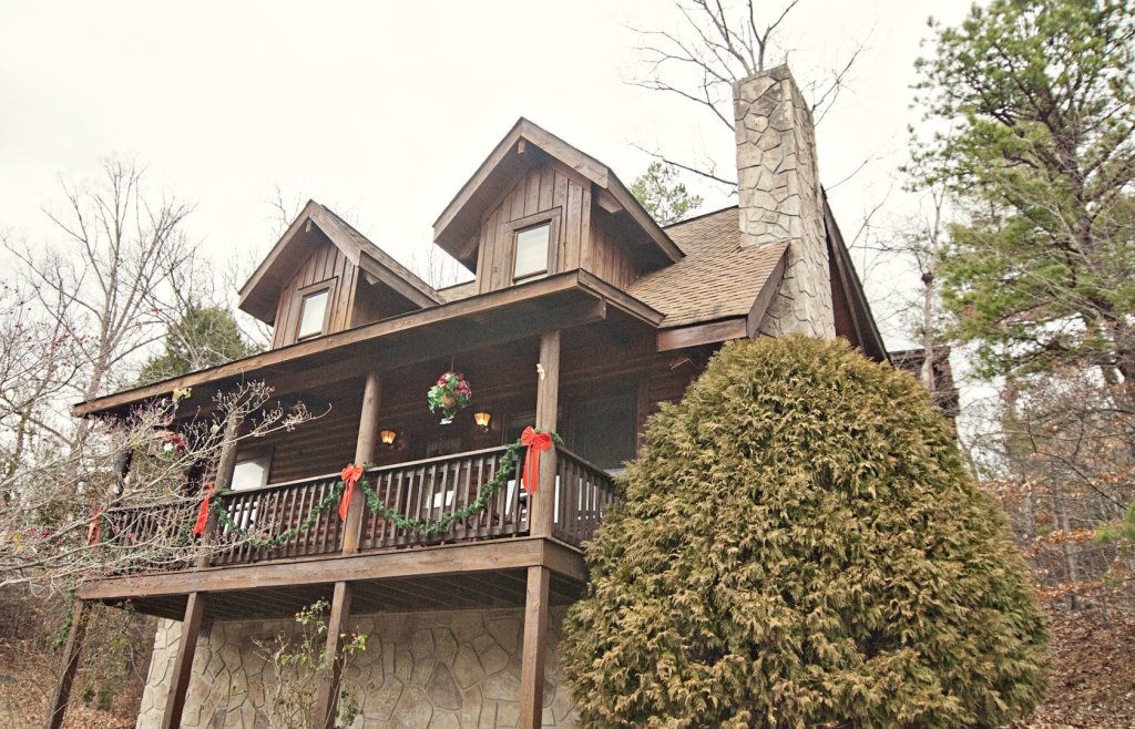 Photo of a Pigeon Forge Cabin named  Country Days - This is the first photo in the set.