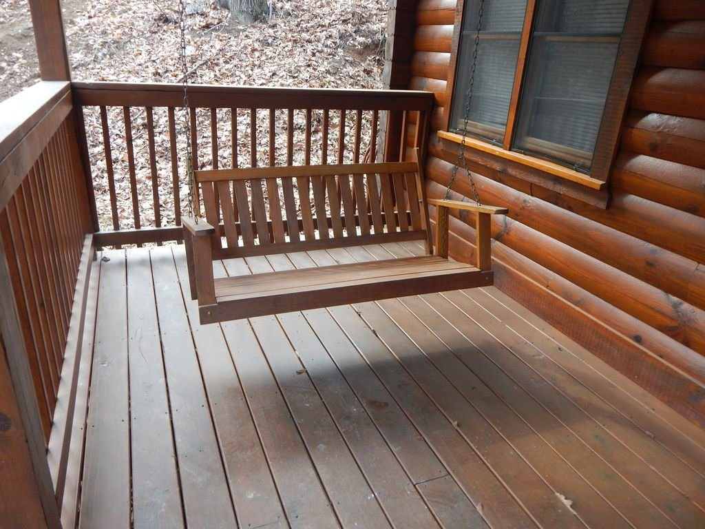 Photo of a Pigeon Forge Cabin named  Squirrel's Retreat - This is the second photo in the set.
