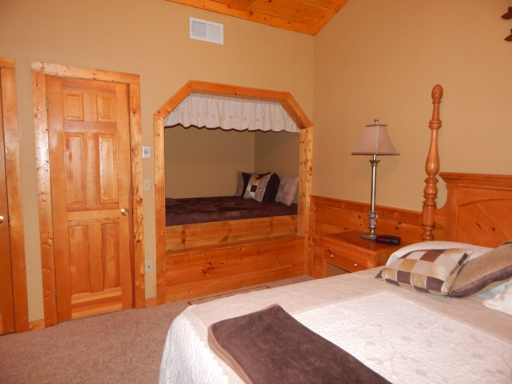 Photo of a Pigeon Forge Cabin named  Squirrel's Retreat - This is the twelfth photo in the set.
