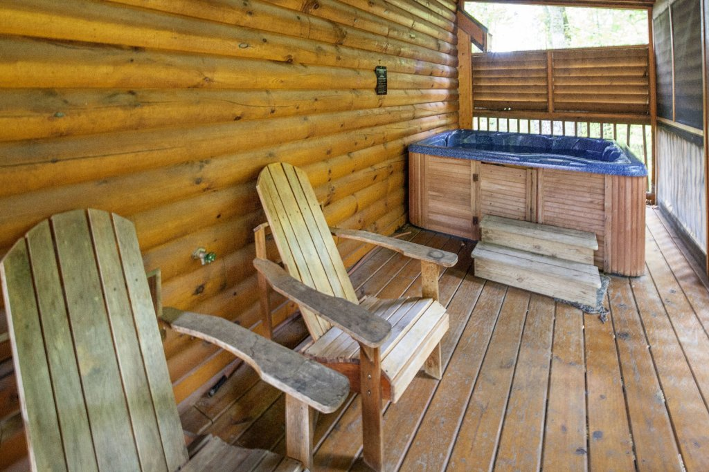 Photo of a Pigeon Forge Cabin named  Ya'll Come Back Now - This is the fifteenth photo in the set.
