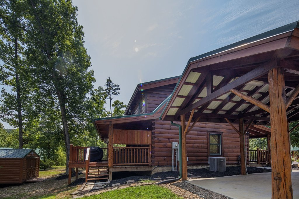 Photo of a Sevierville Cabin named Liam's Retreat - This is the twenty-first photo in the set.