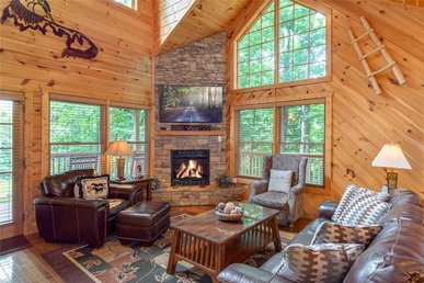 A Great Escape, 2 Bedrooms, Mountain View, Hot Tub, Jetted Tub, Sleeps 6
