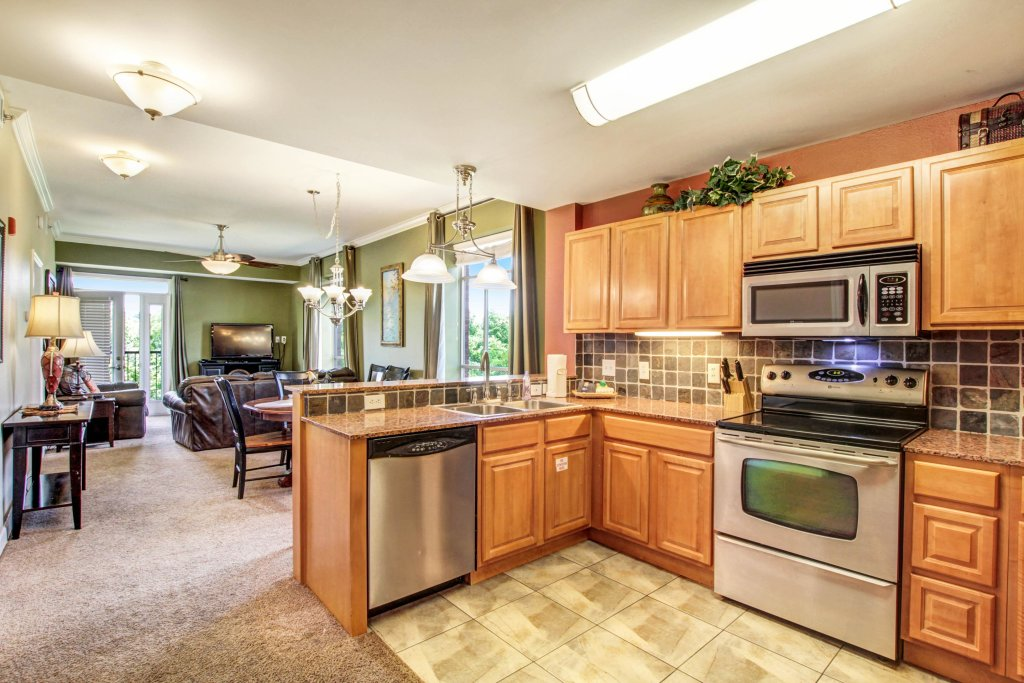Photo of a Pigeon Forge Cabin named Reflections Units A & B - This is the sixth photo in the set.