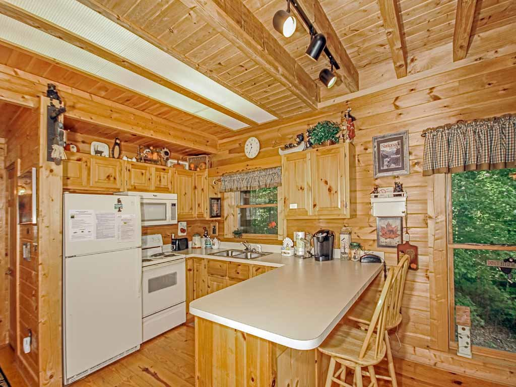 Photo of a Gatlinburg Cabin named Bear Country Cabin - This is the eighth photo in the set.
