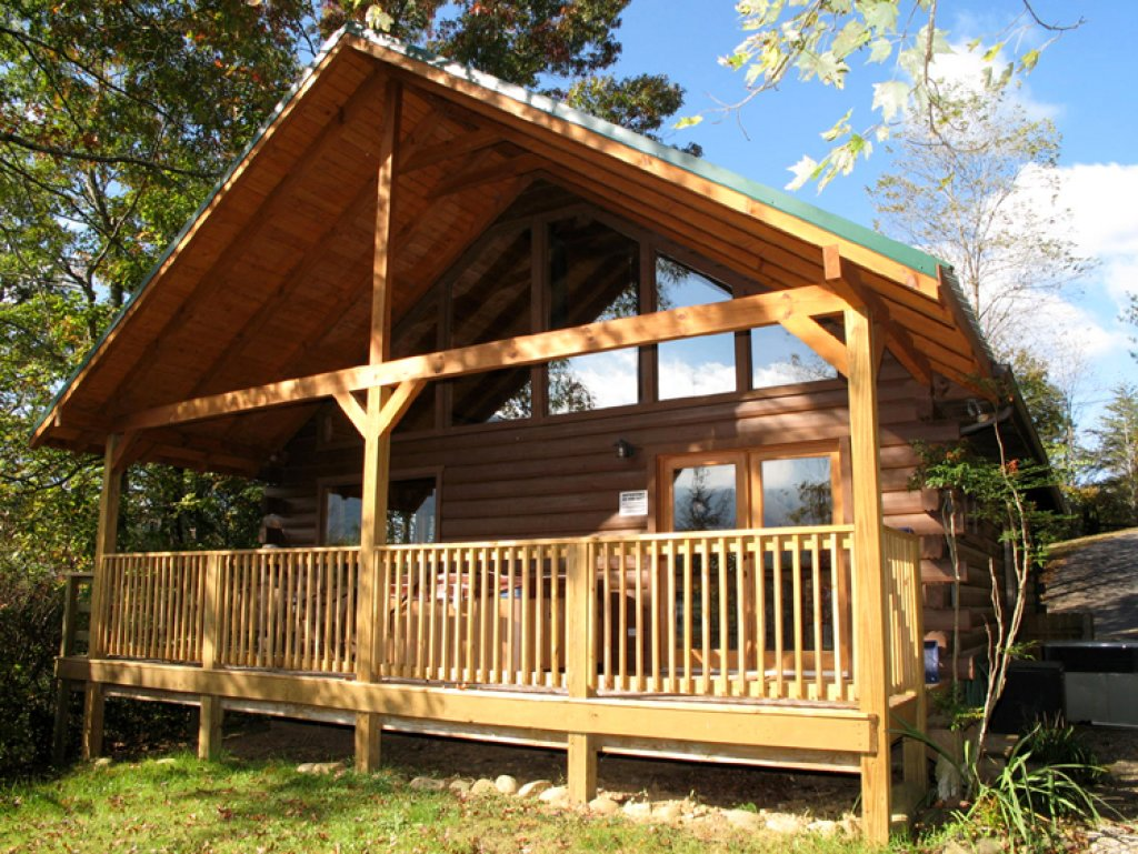 Photo of a Gatlinburg Cabin named Seneca - This is the sixteenth photo in the set.