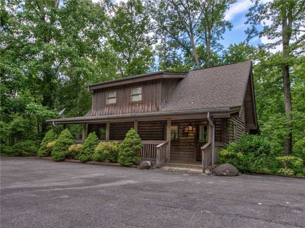 Photo of a Gatlinburg Cabin named Buckhorn - This is the twenty-fifth photo in the set.