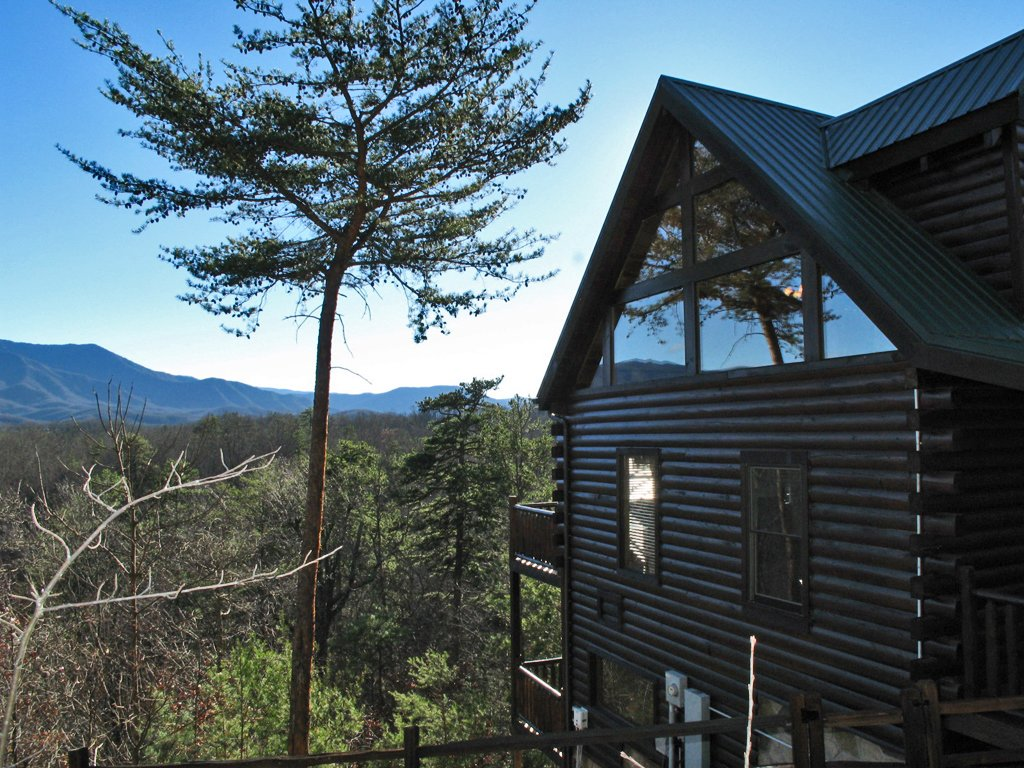 Photo of a Gatlinburg Cabin named View Catcher - This is the twenty-sixth photo in the set.