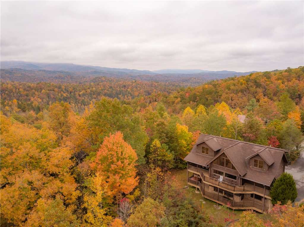 Photo of a Gatlinburg Cabin named Dreamscapes - This is the fortieth photo in the set.