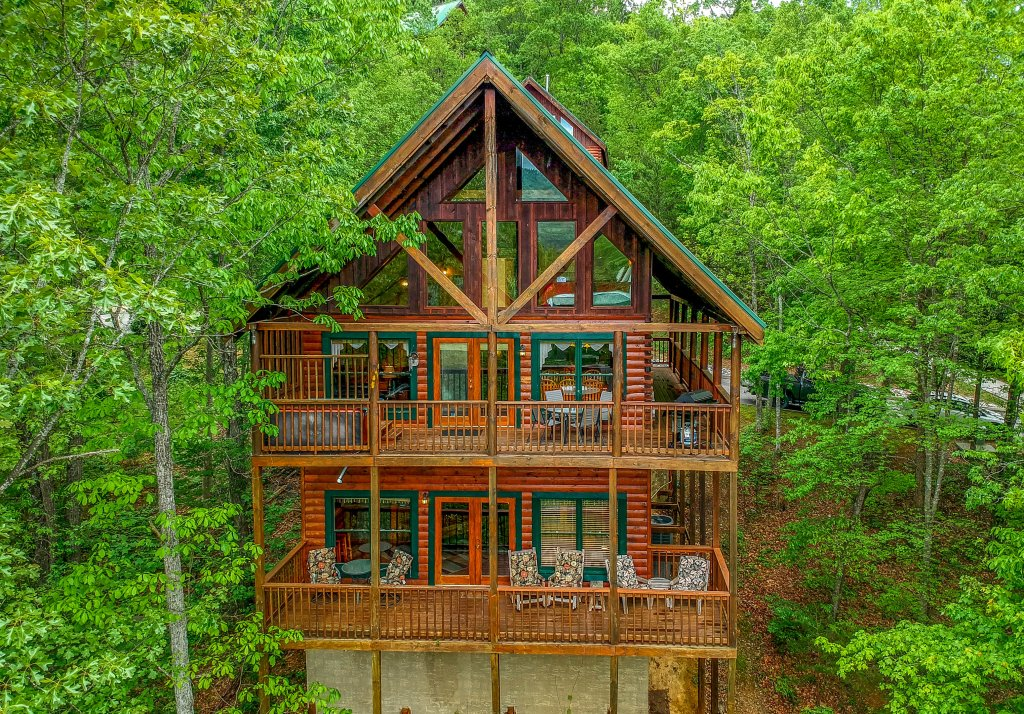 Photo of a Pigeon Forge Cabin named Forget Me Not - This is the fifteenth photo in the set.