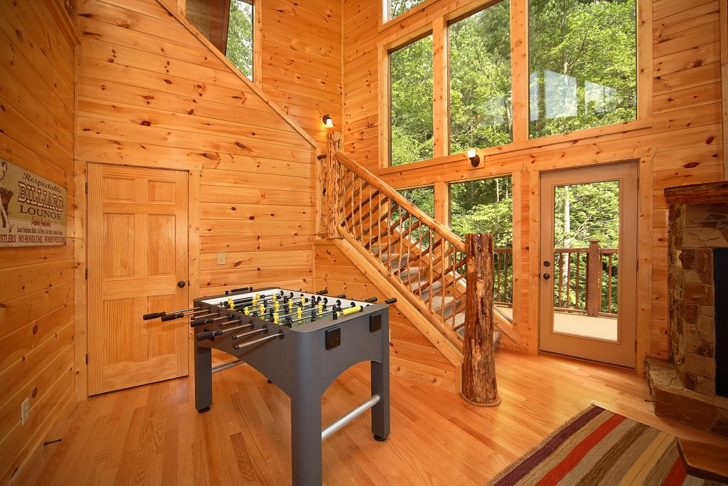 Photo of a Gatlinburg Cabin named A Desire Fulfilled - This is the sixth photo in the set.