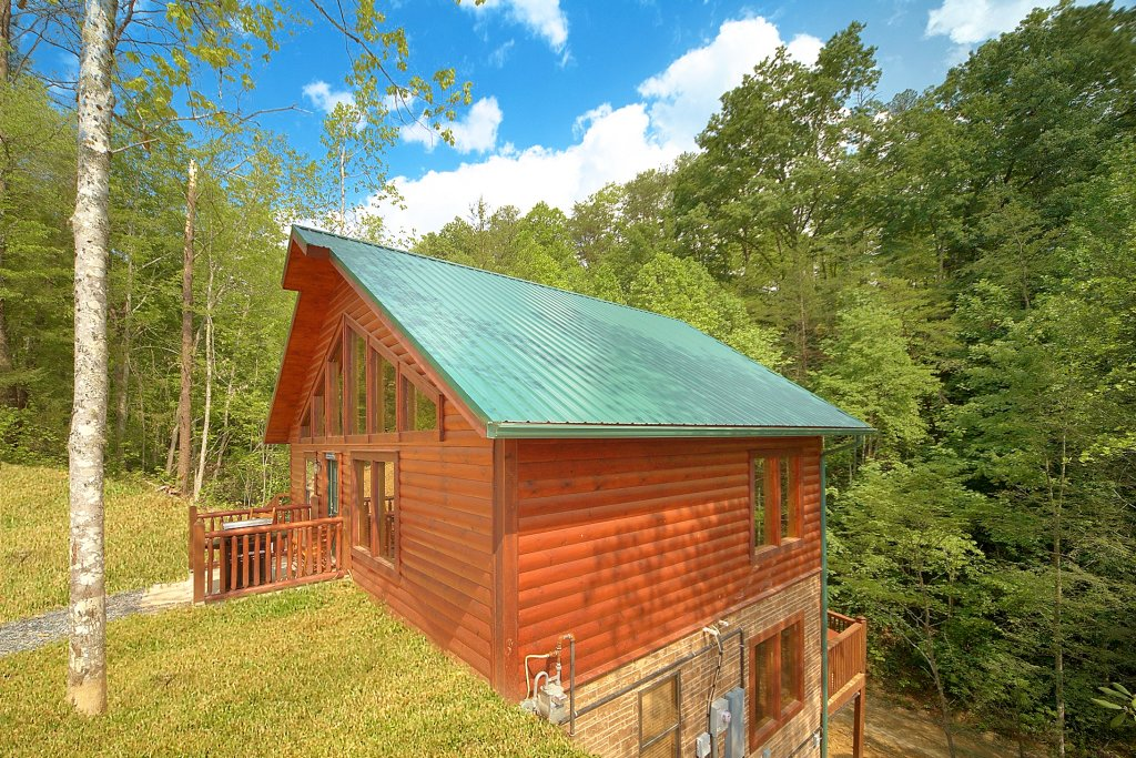 Photo of a Gatlinburg Cabin named A Desire Fulfilled - This is the fourteenth photo in the set.