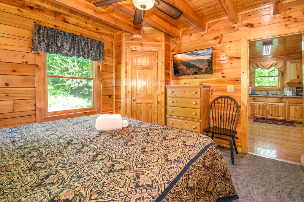 Photo of a Pigeon Forge Cabin named Forget Me Not - This is the sixtieth photo in the set.
