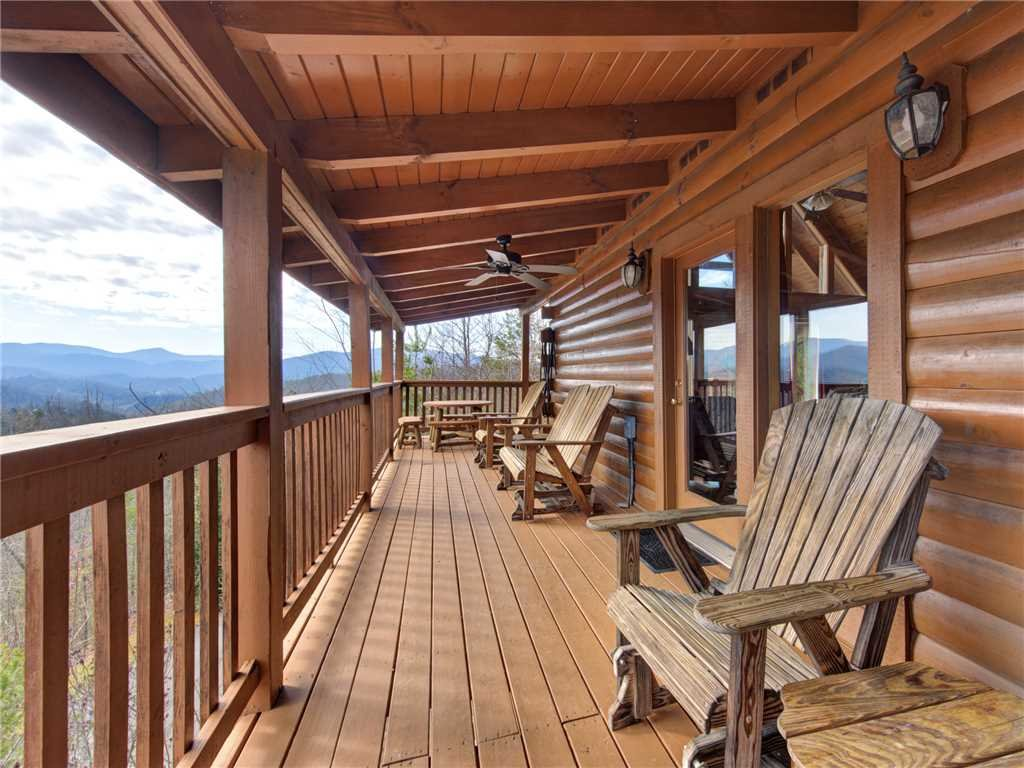 Photo of a Gatlinburg Cabin named Endless View - This is the first photo in the set.
