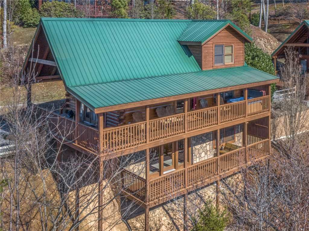 Photo of a Gatlinburg Cabin named Endless View - This is the twenty-seventh photo in the set.