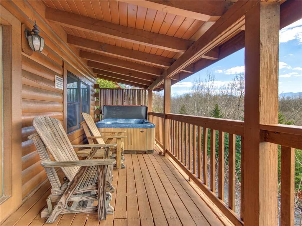 Photo of a Gatlinburg Cabin named Endless View - This is the twelfth photo in the set.