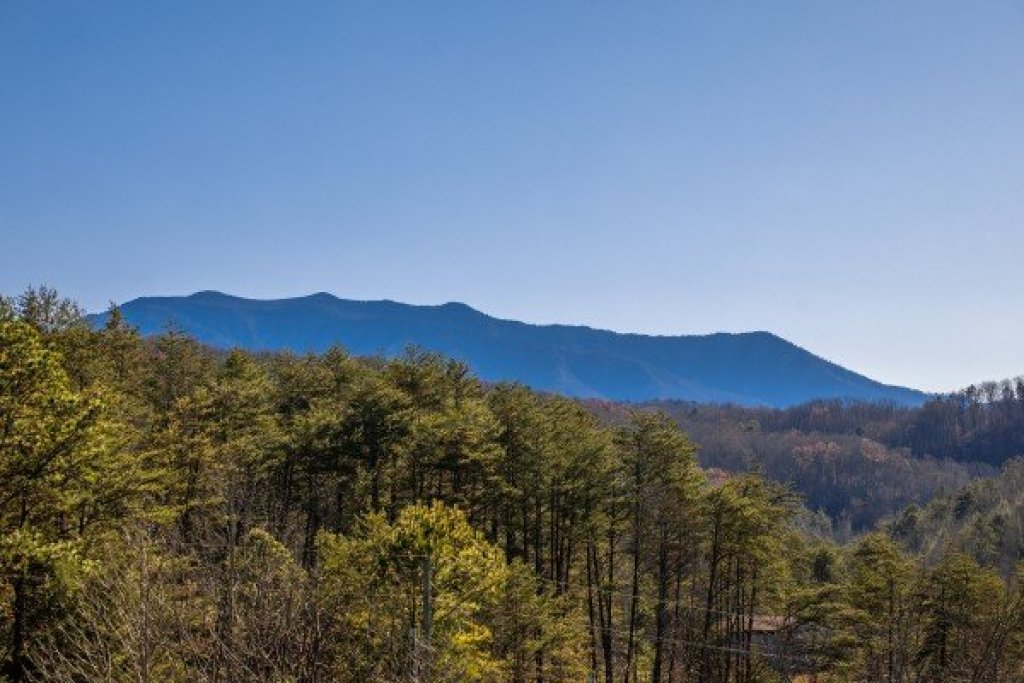 Photo of a Pigeon Forge Cabin named Leconte Nirvana - This is the second photo in the set.