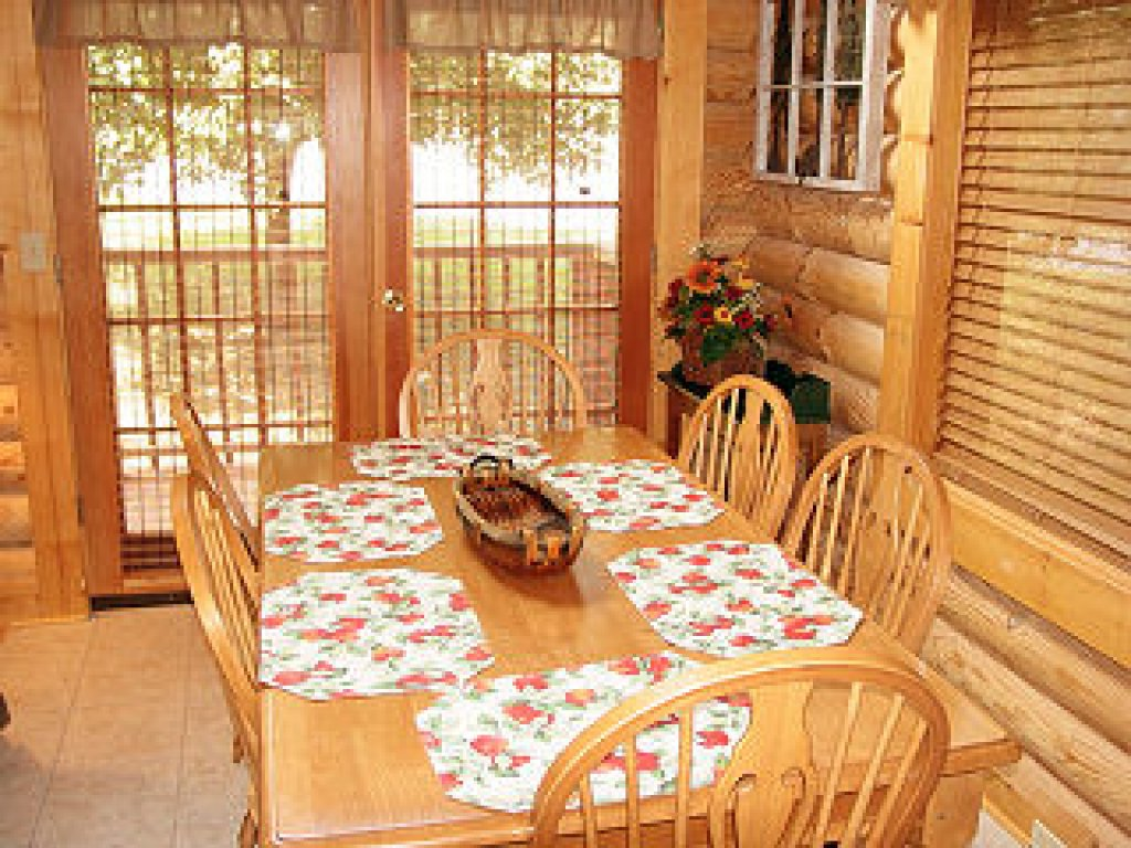 Photo of a Pigeon Forge Cabin named  Three Bears Lodge - This is the seventh photo in the set.