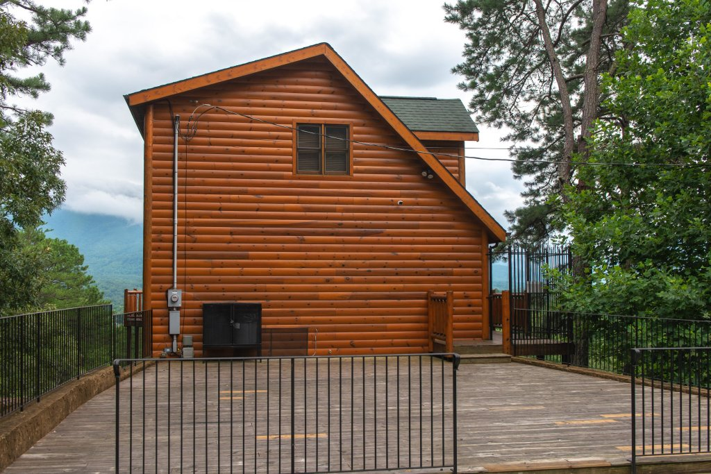 Photo of a Sevierville Cabin named Soaring Vista Cabin - This is the fiftieth photo in the set.