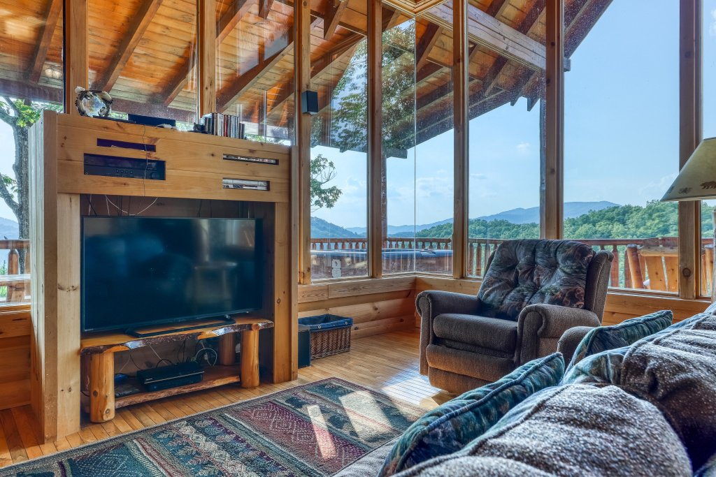 Photo of a Sevierville Cabin named Kodiak #45 - This is the fifth photo in the set.