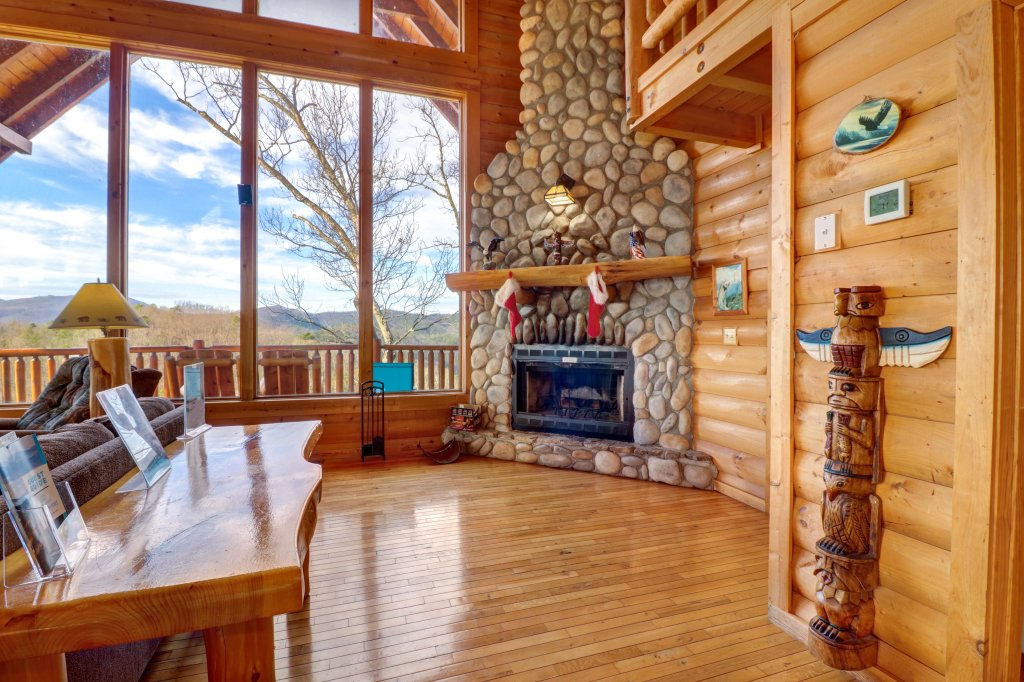 Photo of a Sevierville Cabin named Kodiak #45 - This is the forty-sixth photo in the set.