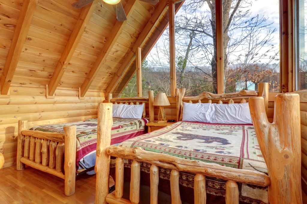 Photo of a Sevierville Cabin named Kodiak #45 - This is the fifty-sixth photo in the set.