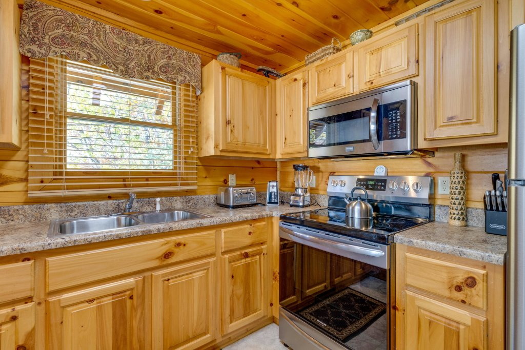 Photo of a Pigeon Forge Cabin named Tennessee Dreams - This is the seventh photo in the set.