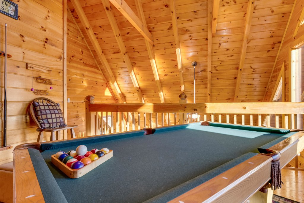 Photo of a Pigeon Forge Cabin named Tennessee Dreams - This is the sixth photo in the set.