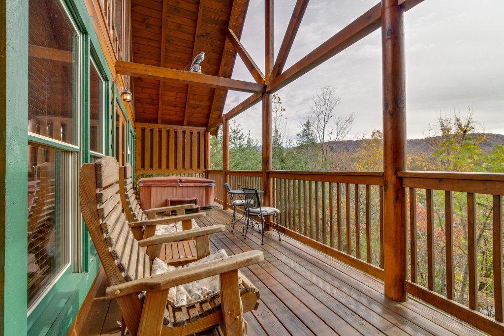 Photo of a Pigeon Forge Cabin named Tennessee Dreams - This is the thirty-ninth photo in the set.