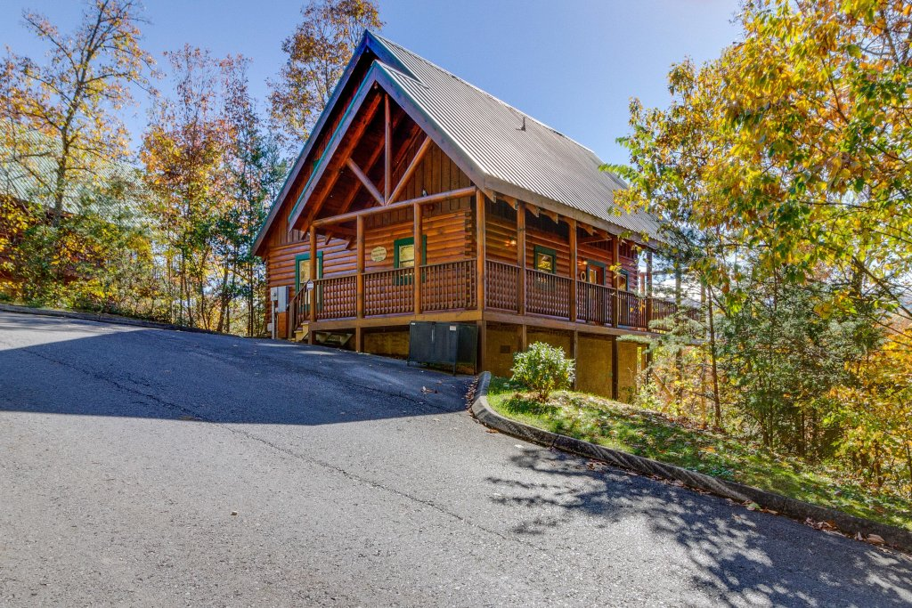 Photo of a Pigeon Forge Cabin named Tennessee Dreams - This is the forty-third photo in the set.
