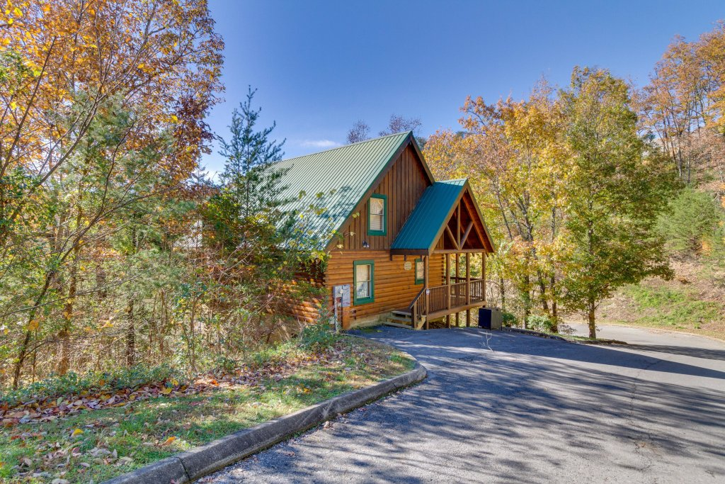 Photo of a Pigeon Forge Cabin named Tennessee Dreams - This is the forty-fourth photo in the set.