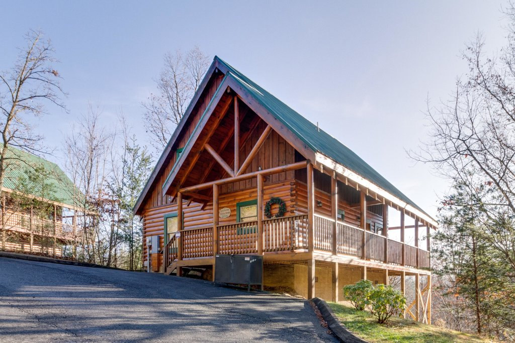 Photo of a Pigeon Forge Cabin named Tennessee Dreams - This is the forty-ninth photo in the set.