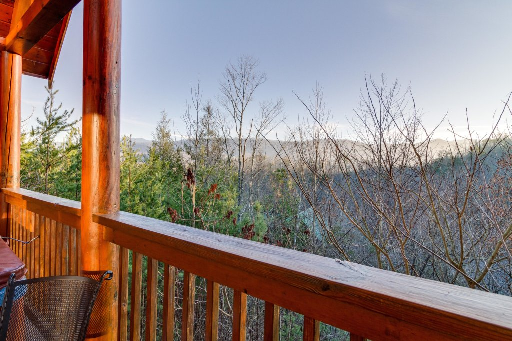 Photo of a Pigeon Forge Cabin named Tennessee Dreams - This is the forty-sixth photo in the set.