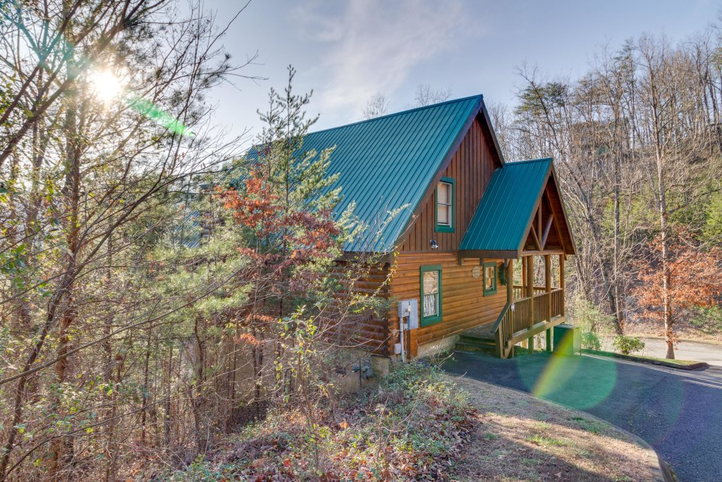 Photo of a Pigeon Forge Cabin named Tennessee Dreams - This is the fiftieth photo in the set.