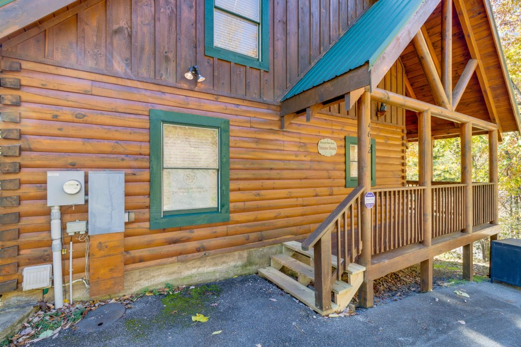 Photo of a Pigeon Forge Cabin named Tennessee Dreams - This is the thirty-seventh photo in the set.
